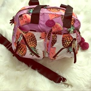 Juicy Couture Pineapple Tote